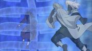 Onoki e A atacam Madara