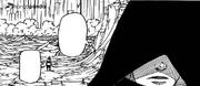 Shin y su Padre hablan de Sarada