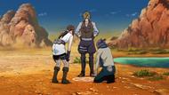 Shishio e seus parceiros