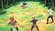 Temari Vs Team 10