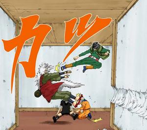 Entrada Dinámica Manga