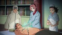 Técnica de Regeneração da Ressuscitação Curadora (Sakura Haruno)