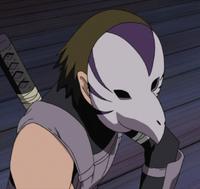 Anbu miembro de la Raiz II