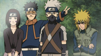 Minato Namikaze | Naruto Wiki | Fandom