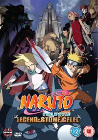 Naruto Las ruinas ilusorias en lo profundo de la tierra