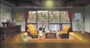 Naruto con su familia