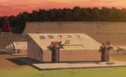 Cemetério de Konoha