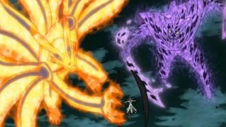 Obito vs Titans