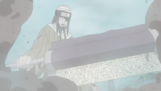 Shibuki Sword