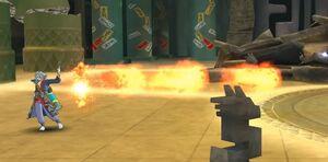 Cinco Elementos - Fuego