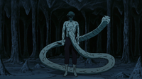 Kabuto's Sage Transformation