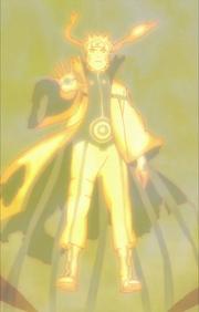 Nueva Capa de Control de Naruto