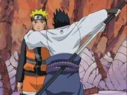 Sasuke vs Naruto Part II