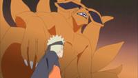 Telepatia Bijū (Kurama e Naruto)