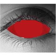 Akuma red contacts