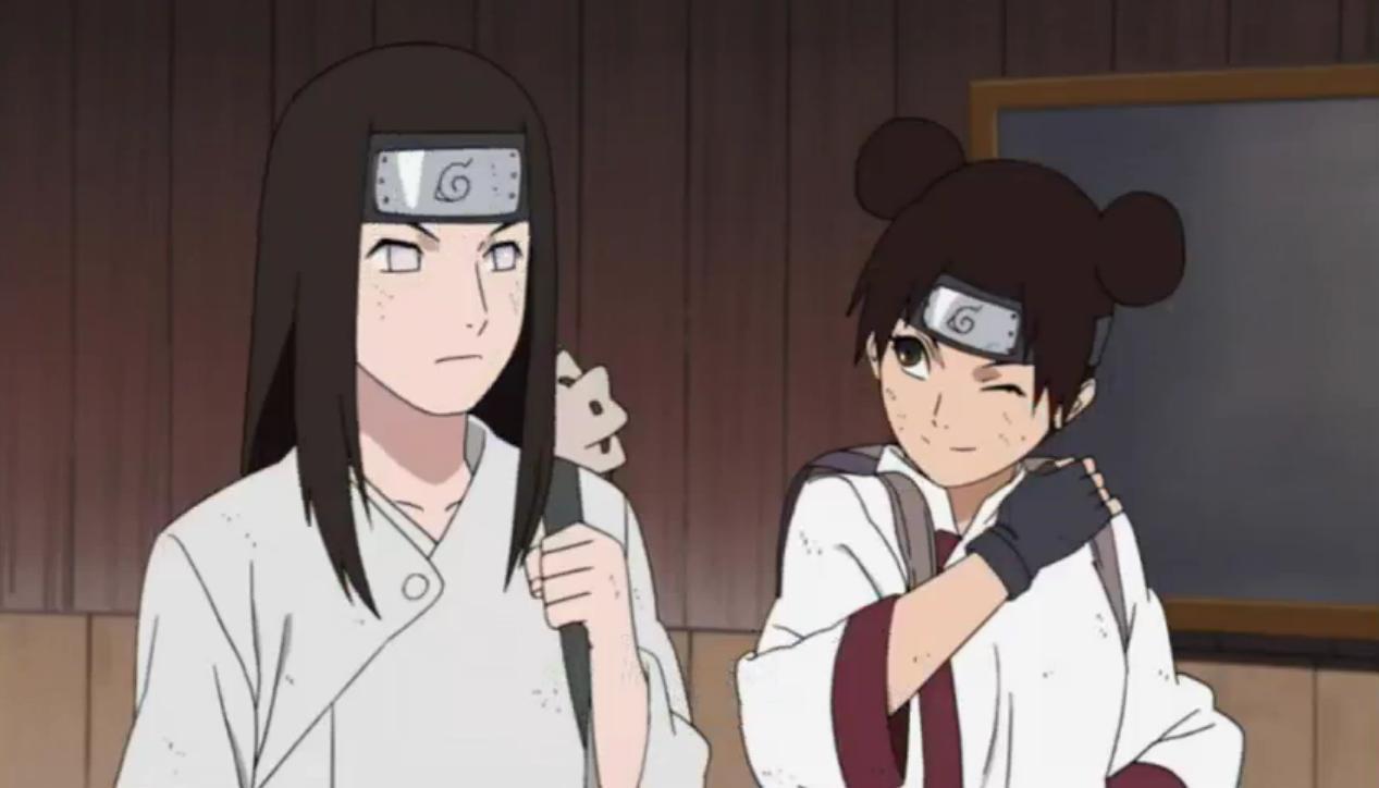 image - tenten and neji in naruto shippuden episode 311 (prologue to