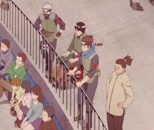 KakaGai | Naruto Couples Wiki | FANDOM powered by Wikia