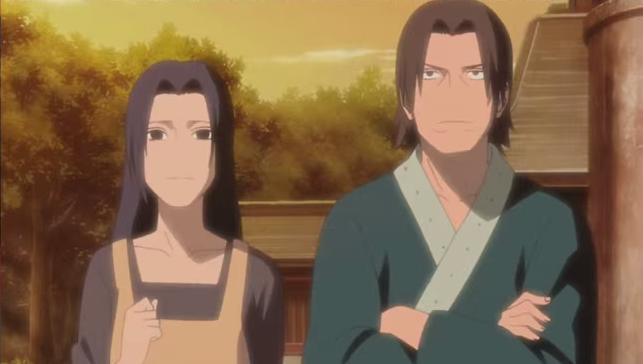 Mikoto and fugaku uchihas sex life