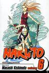 Naruto Manga Volume 6