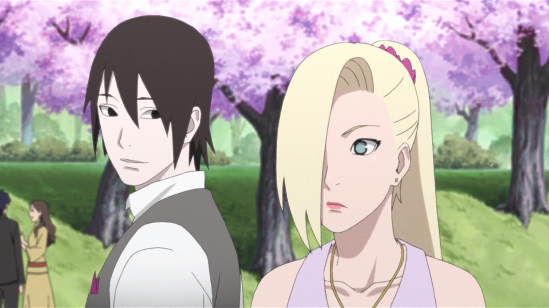 SaiIno   Naruto Couples Wiki  ...