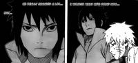 Naru think about Sasu