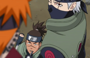 Kakashi against Pain