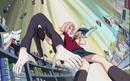Sakura's deadly blow