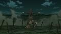 Hinata Shielding Naruto