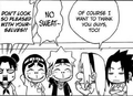 Rock Lee 32 - SS III
