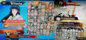 Naruto Video Games (NaruHina Team Tag Name)
