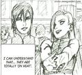Kibas Love Story Novel - Ino and Sai