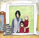 Sasuke - Sakura - Sarada - Family portrait