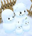 Naruto boltage snow naruhina family