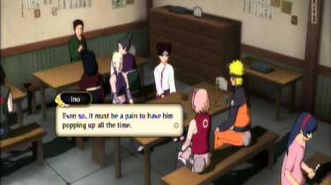 "Naruto Ultimate Ninja Storm 3 ""Full Burst"" Friendship Event 2 (Naruto,Sakura,Tenten & Ino)"