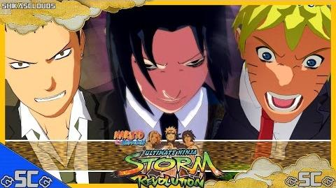 ●Business Suits DLC Showcase PV! NARUTO REVOLUTION【2160p 4K UHD】●