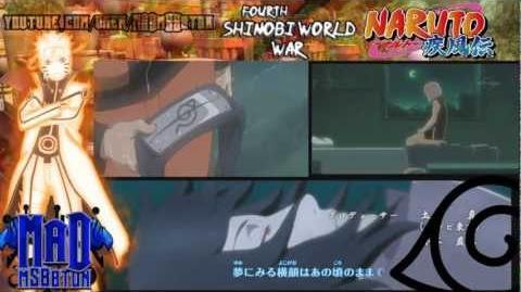 Naruto Shippuden Opening 12 HD