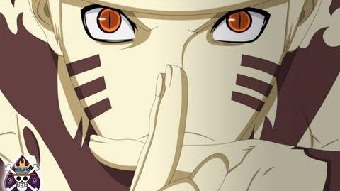 Bijuu Mode Naruto vs EMS Sasuke Full Fight English Dub Eternal Mangekyou Sharingan Sasuke