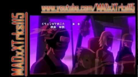 Naruto Shippuden opening 11 HD 3D