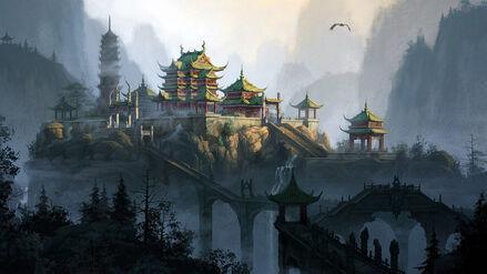 Templo de Okami