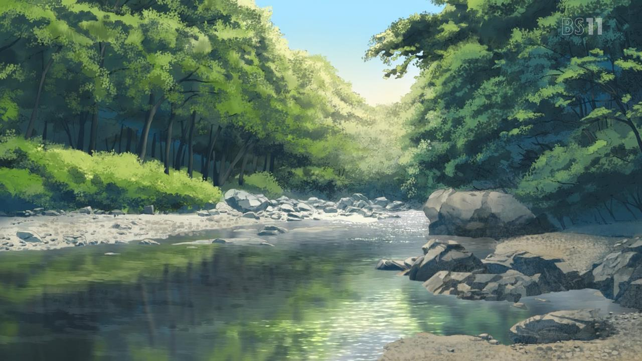 the humbling river