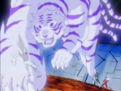 Storm Release: White Lotus Tiger | Naruto Fanon Wiki