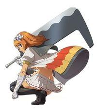 Aisaka's Sword