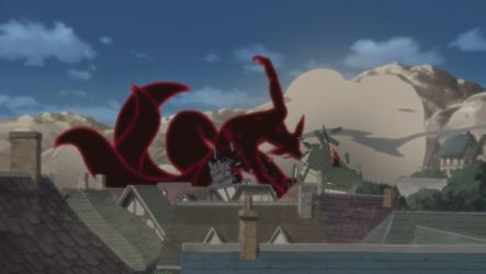 Kiirome Four tailed Kurama avatar