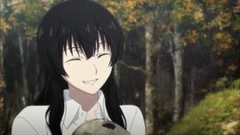 A Rare Yet Genuine Smile By Sora