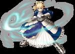 Tenkai and Excalibur