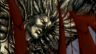 StatueRejectingHuman