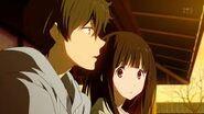 Hotaru with ayame