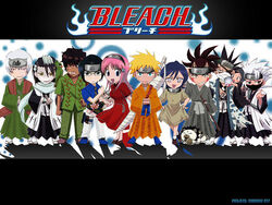 Naruto in Bleach