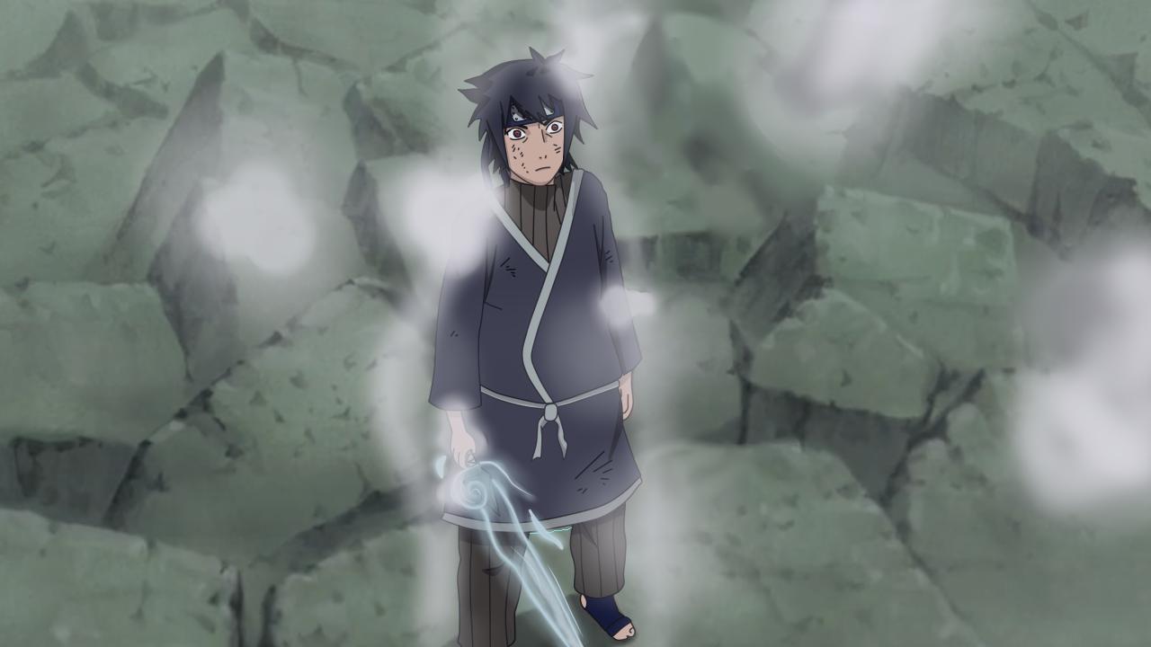 Boil Release: Artful Mist Technique   Naruto Fanon Wiki