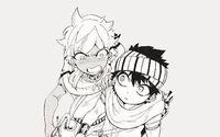 Rensho and Zenjiro